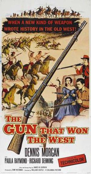 The Gun That Won the West - Original film poster