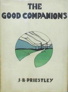 <i>The Good Companions</i> book by J.B. Priestley
