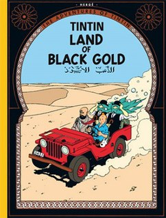 <i>Land of Black Gold</i> comic book album