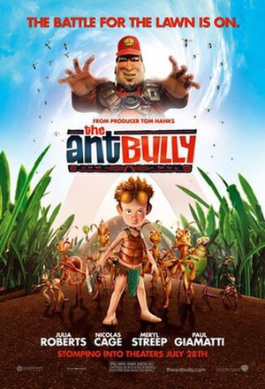 The Ant Bully (film) - Theatrical release poster