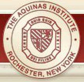 Aquinas Institute - Image: The Aquinas Institute Logo