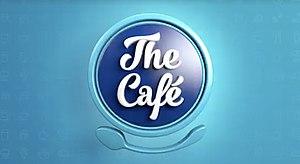 The Café (Three) - Title Card