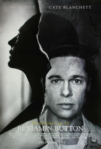 The Curious Case of Benjamin Button (film) - Theatrical release poster