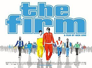 The Firm (2009 film) - Theatrical release poster