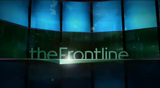 <i>The Frontline</i> (Irish TV programme) television series