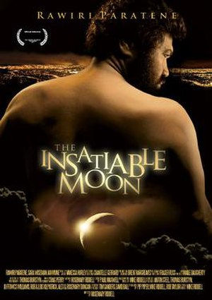 The Insatiable Moon - Theatrical release poster