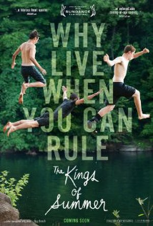 The Kings of Summer - Film poster
