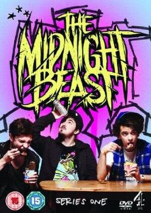 The Midnight Beast (TV series) - Season 1 DVD Cover