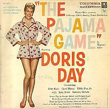 The Pajama Game (album) cover.jpg