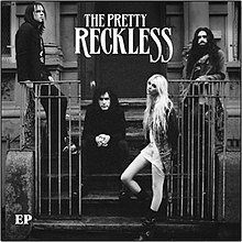 The Pretty Reckless - EP.jpeg