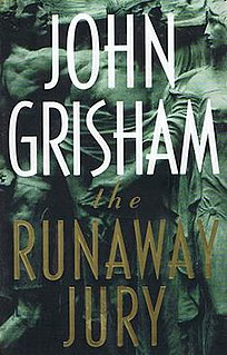 <i>The Runaway Jury</i> novel by John Grisham