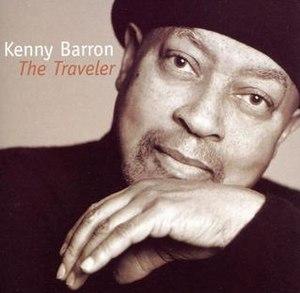 The Traveler (Kenny Barron album) - Image: The Traveler (Kenny Barron album)