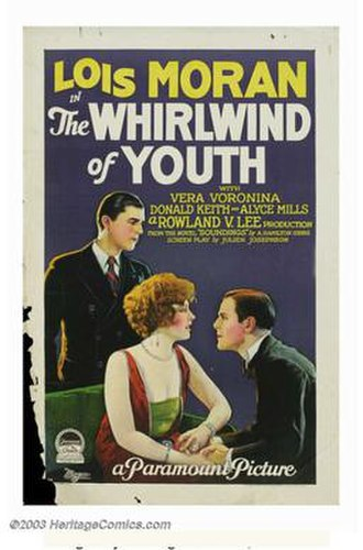 The Whirlwind of Youth - Image: The Whirlwind of Youth