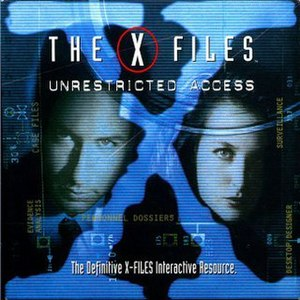 The X-Files: Unrestricted Access - Image: The X Files Unrestricted Access