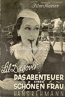 <i>Thea Roland</i> 1932 film by Henry Koster
