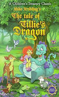 The Tale of Tillie's Dragon