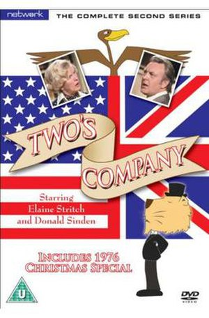 Two's Company (TV series) - Image: Two's Company s 2