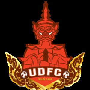 Udon Thani F.C. - Image: Udon Thani FC 2017 Logo