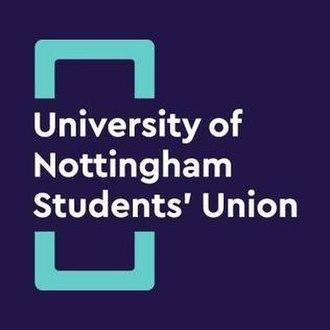 University of Nottingham Students' Union - Image: University of Nottingham Students' Union logo
