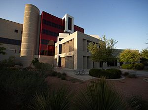 University of Nevada, Las Vegas - Image: Unlv 3