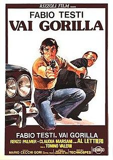 <i>Go Gorilla Go</i>