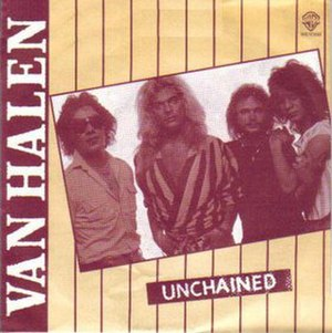 Unchained (song) - Image: Van Halen Unchained