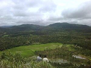 Honnamana Kere - View from the Cliff (Gavi Betta)