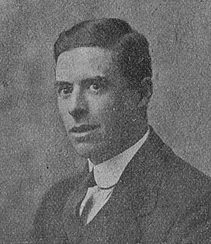 Walter Spratt - Spratt in 1920.