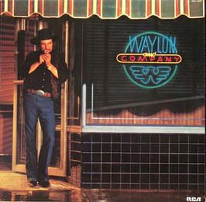 Waylon and Company - Image: Waylon Jennings Waylon And Company