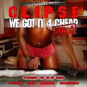 We Got It 4 Cheap - Image: Wegotit 4cheap Vol 1
