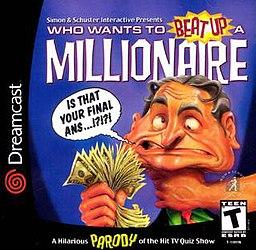 Les titres improbables 256px-Who_Wants_to_Beat_Up_a_Millionaire_front_cover_(Sega_Dreamcast)