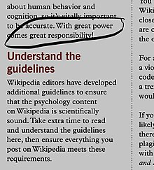 With Great Power Comes Great Responsibility Wikipedia