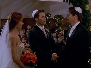 Marry Me a Little, Marry Me a Little More 8th episode of the fifth season of Will & Grace