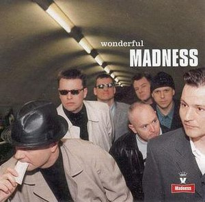 Wonderful (Madness album) - Image: Wonderful Madness