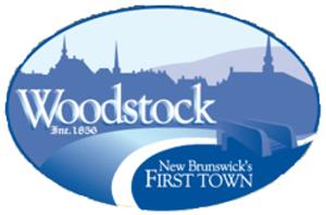 Woodstock, New Brunswick - Image: Woodstock nb logo