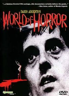 <i>Dario Argentos World of Horror</i>