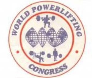 World Powerlifting Congress - WPC logo