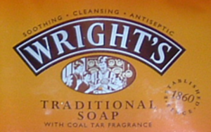 Wright's Coal Tar Soap - Coal Tar Soap logo