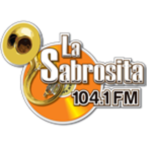 XHCDH-FM - Image: XHCDH La Sabrosita 104.1 logo