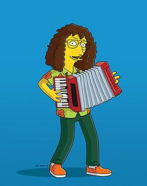 "That '90s Show - The episode's second promotional image, featuring ""Weird Al"" Yankovic"