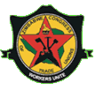 Zimbabwe Congress of Trade Unions - Image: Zimbabwe Congress of Trade Unions logo