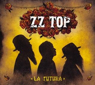 <i>La Futura</i> 2012 studio album by ZZ Top