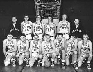 1949–50 Illinois Fighting Illini mens basketball team American college basketball season