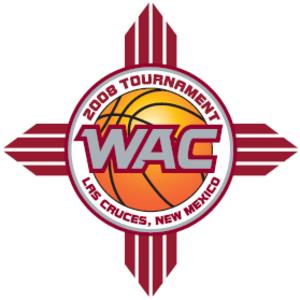 2008 WAC Men's Basketball Tournament - 2008 Tournament logo