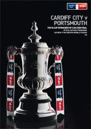 2008 FA Cup Final - Image: 2008 FA Cup Final programme