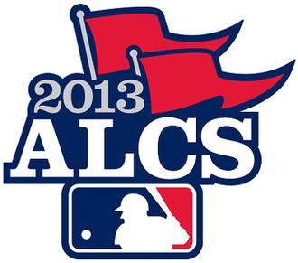 2013 American League Championship Series - Image: 2013ALCS