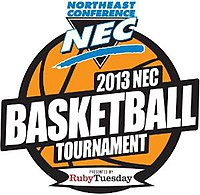 2013 NEC Basketball Tournament Logo.jpg