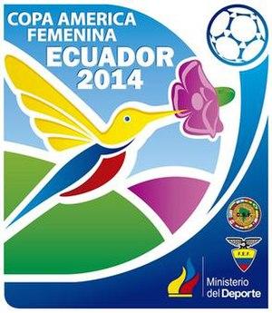 2014 Copa América Femenina - Image: 2014 Copa América Femenina Logo