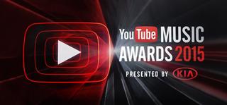 2015 YouTube Music Awards