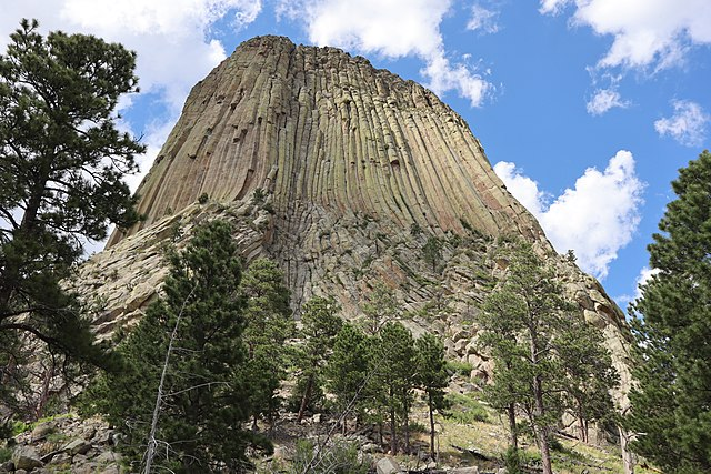 Devil's Tower Image